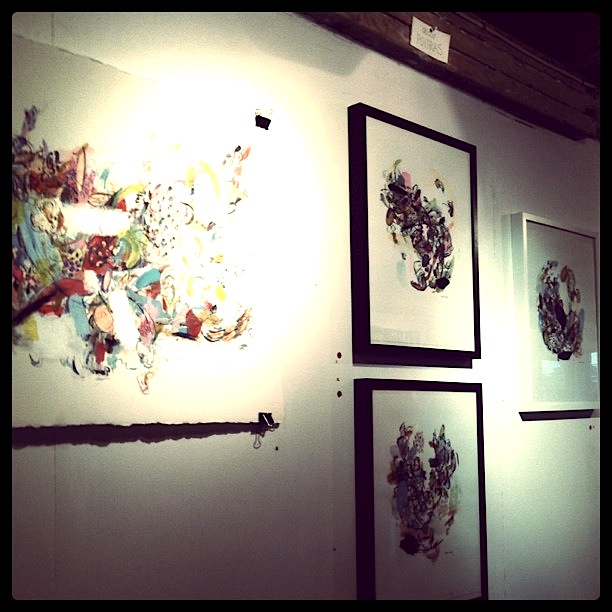 ABTRACT EXHIBITION